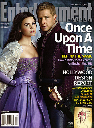 Entertainment Weekly - Once Upon a Time