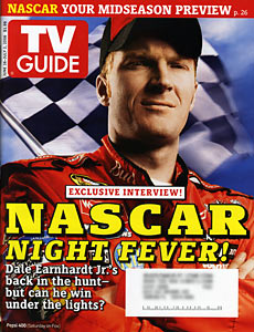 TV Guide - NASCAR Midseason Preview (2006)