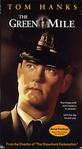 The Green Mile 2-Set VHS with Bonus Footage