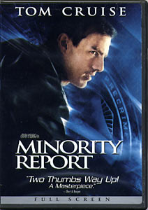 Minority Report - Full Screen Edition DVD